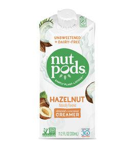 Nut Pods Nutpods - Unsweetened Dairy-Free Creamer, Hazelnut (330ml)