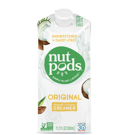 Nut Pods Nutpods - Unsweetened Dairy-Free Creamer, Original (330ml)