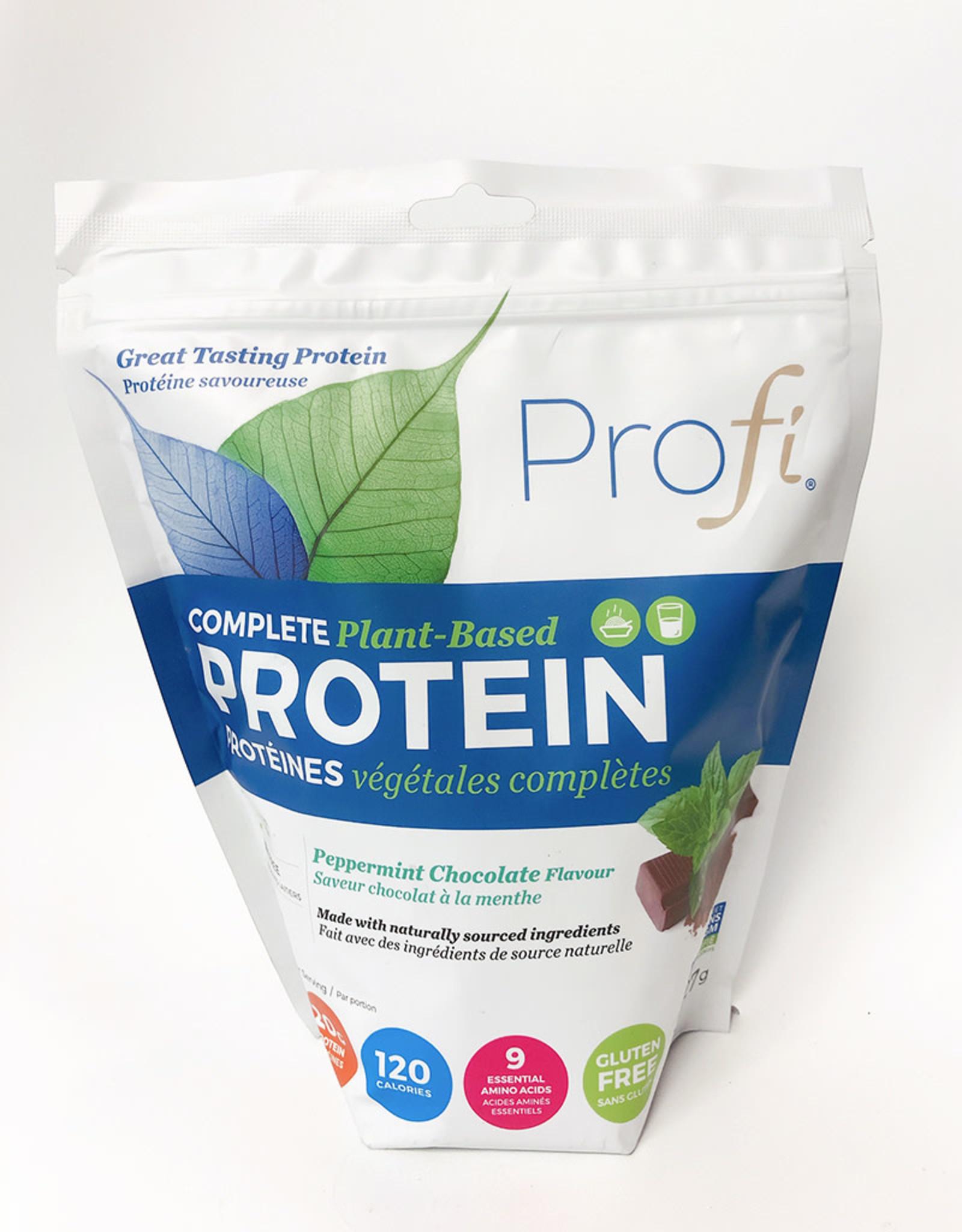 Profi Profi - Protein Powder, Peppermint Chocolate (527g)