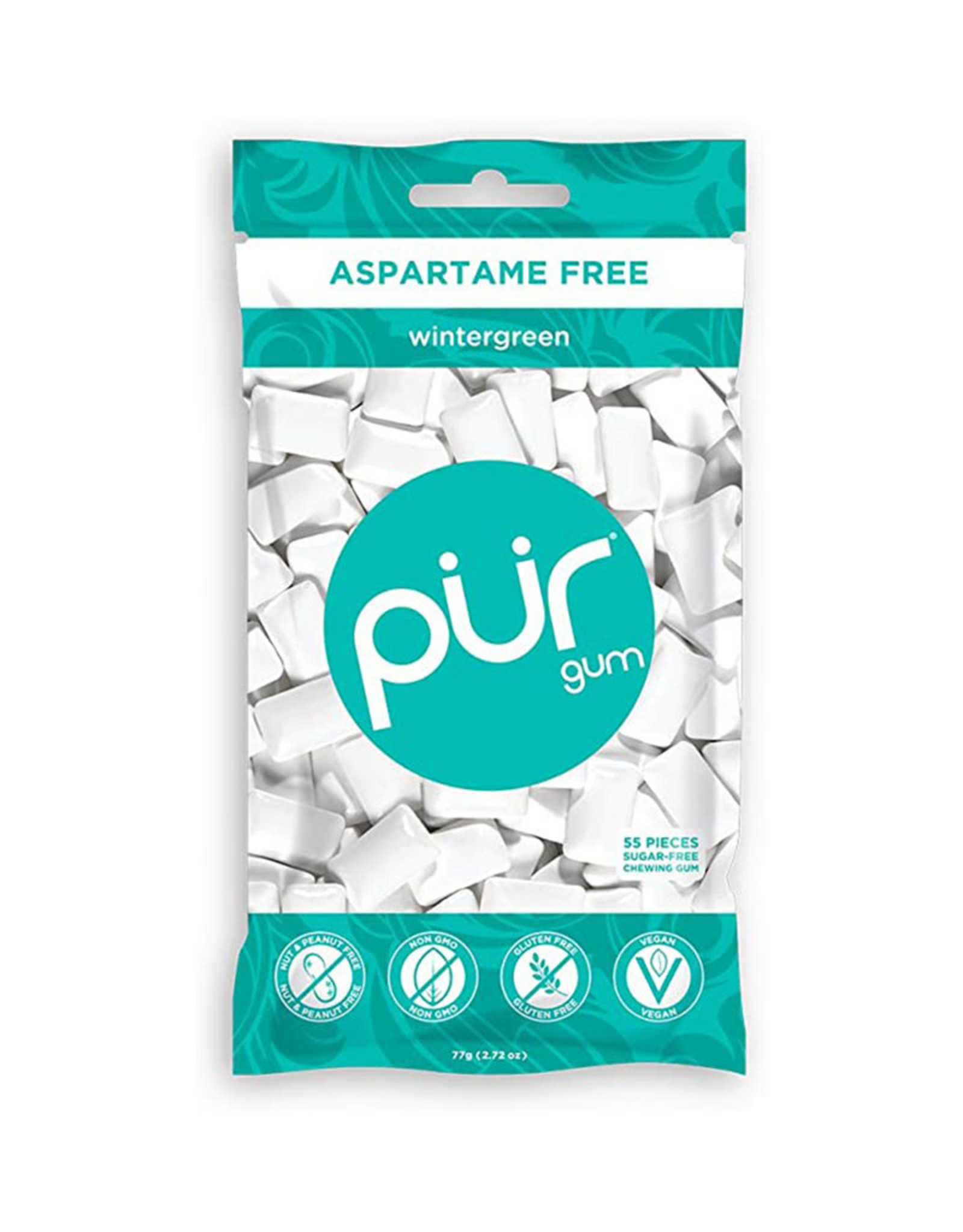 PUR PUR - Gum, Wintergreen (Bag)