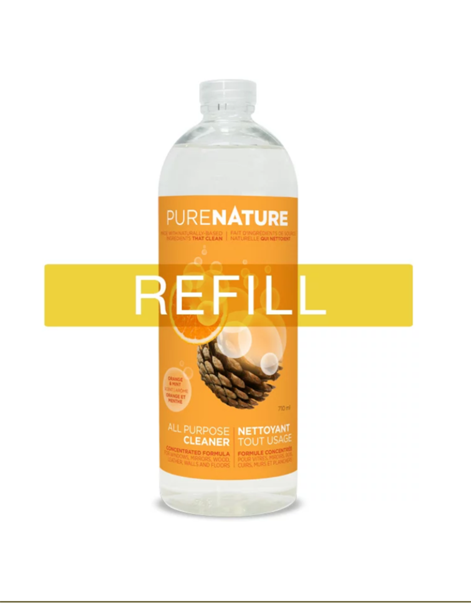 Purenature Purenature - Cleaners, Ultraconcentrated All-Purpose Cleaner - REFILL
