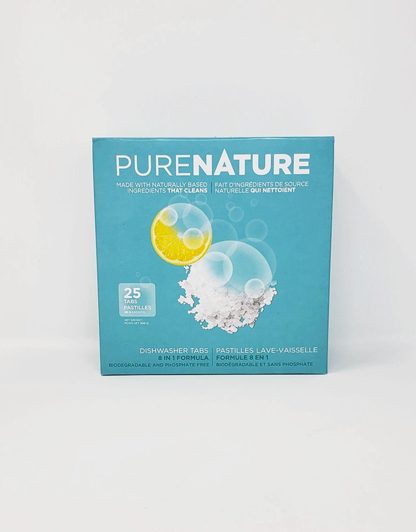 Purenature Purenature - Dishwasher Tabs (Box of 25)
