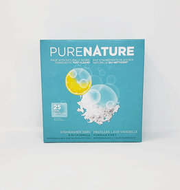 Purenature Purenature - Dishwasher Tabs (Box of 25)
