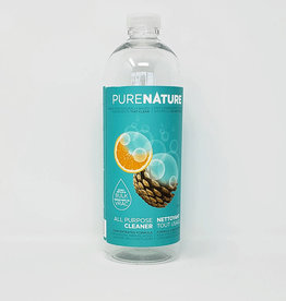 Purenature Purenature - Empty Bottle, All-Purpose Cleaner (710ml)