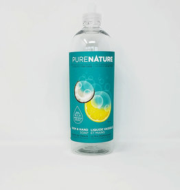 Purenature Purenature - Empty Bottle, Dish & Hand Liquid (710ml)