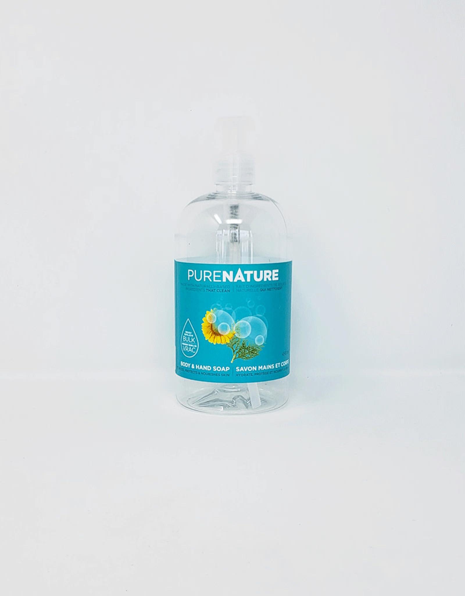 Purenature Purenature - Empty Bottle, Moisturizing Hand & Body Soap