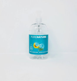 Purenature Purenature - Empty Bottle, Moisturizing Hand & Body Soap