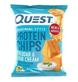 Quest Nutrition Quest - Chips, Cheddar & Sour Cream (32g)