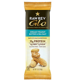 RAW Revolution Raw Revolution - Glo, Creamy PB & Sea Salt