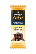 RAW Revolution Raw Revolution - Glo, Double Chocolate Brownie Batter