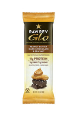 RAW Revolution Raw Revolution - Glo, Peanut Butter Dark Chocolate & Sea Salt
