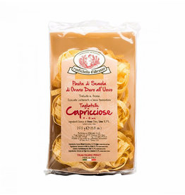 Rustichella Rustichella - Egg Pasta, Tagliatelle Capricciose