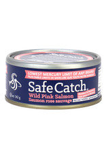 Safe Catch Safe Catch - Wild Pink Salmon, No Salt (142g)