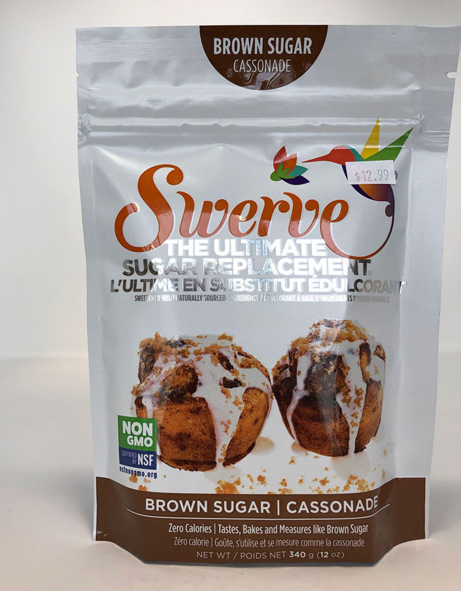 Swerve Swerve - Natural Sweetner, Brown Sugar (340g)