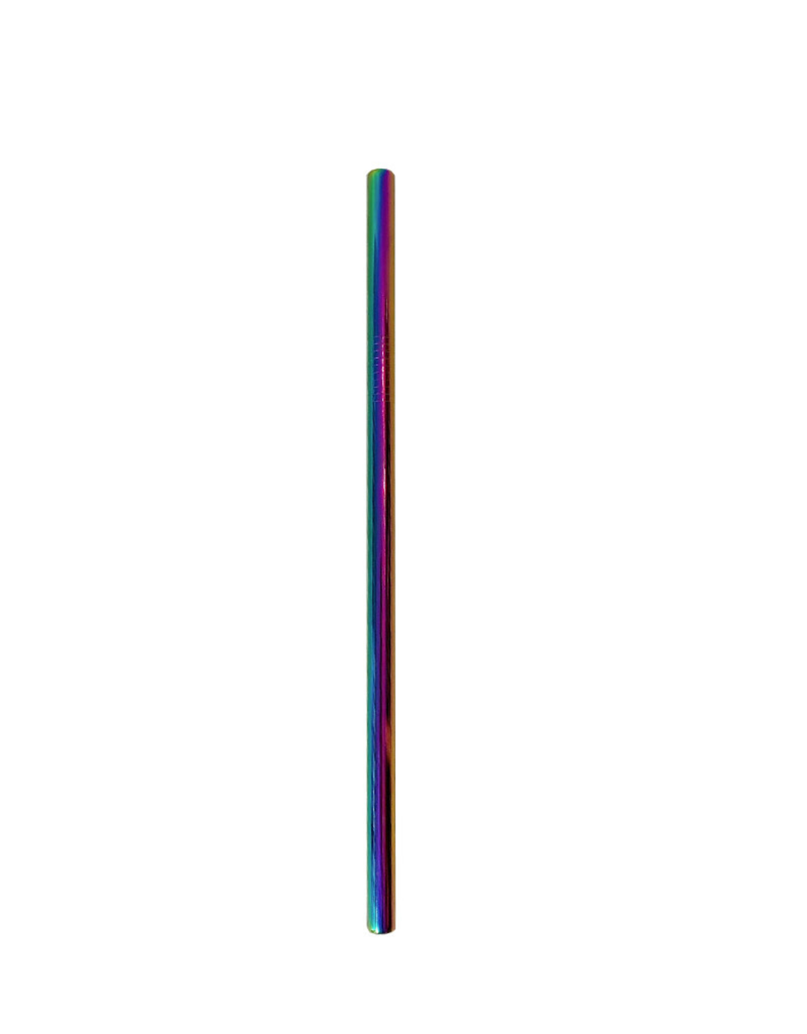 The Last Straw The Last Straw - Stainless Steel Smoothie, Rainbow (Straight)