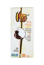 Theo Theo - Dark Chocolate, Coconut 70% (85g)