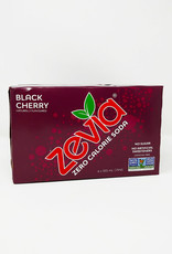 Zevia Soda Zevia - Soda, Black Cherry (6pk)