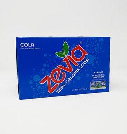 Zevia Soda Zevia - Soda, Cola (6pk)