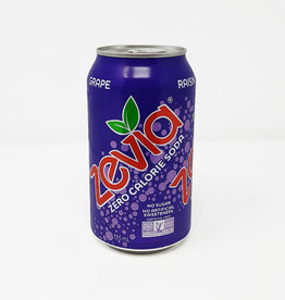 Zevia Soda Zevia - Soda, Grape (355ml)