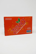 Zevia Soda Zevia - Soda, Orange (6pk)