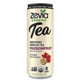 Zevia Zevia - Tea, Caffine Free Hibiscus Passion Fruit (355ml)