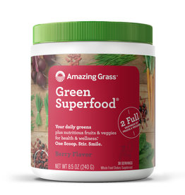 Amazing Grass Amazing Grass - Green Superfood, Berry (240g)