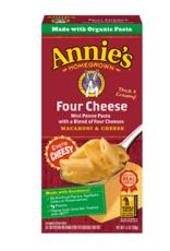 Annies Homegrown Annies Homegrown - Four Cheese Mini Penne (156g)