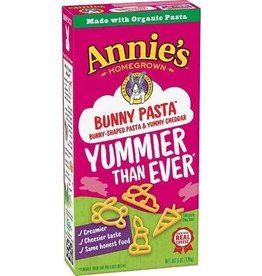 Annies Homegrown Annies Homegrown - Bunny Pasta & Cheddar (170g)