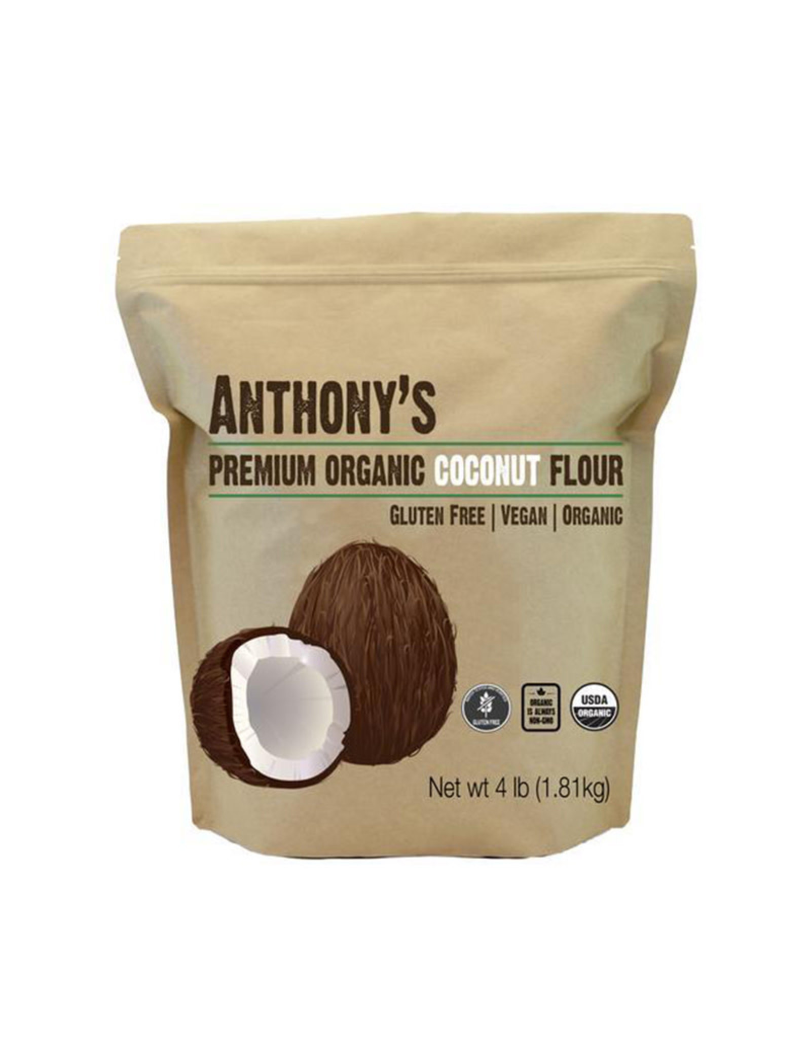Anthonys Goods Anthonys Goods - Organic Coconut Flour (1.81kg)