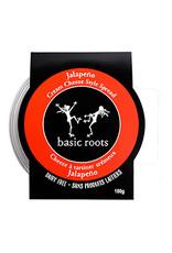 Basic Roots Basic Roots - Vegan Cream Cheese, Jalapeno
