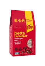 Betta Yum Betta Yum - Betta Breakfast Muesli, Overnight Oats (454g)