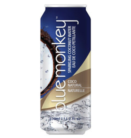 Blue Monkey Blue Monkey - Sparkling Coconut Water, Natural (330ml)