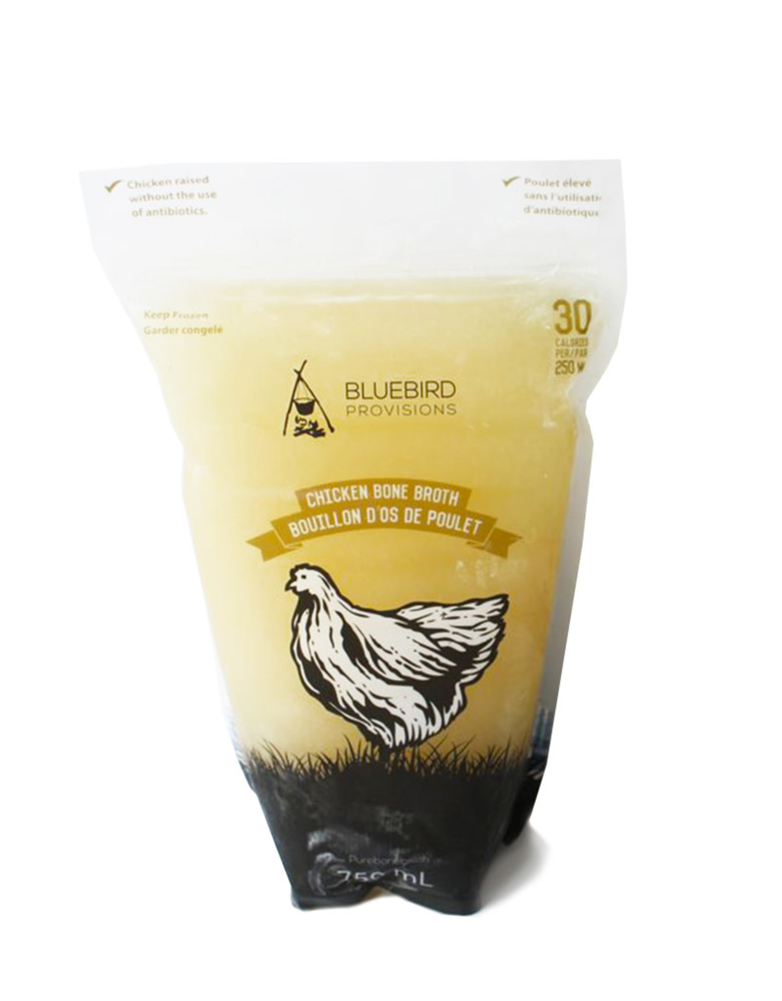 Bluebird Provisions Bluebird - Organic Bone Broth, Chicken (750ml)