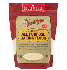 Bobs Red Mill Bobs Red Mill - Gluten Free All Purpose Baking Flour (624g)
