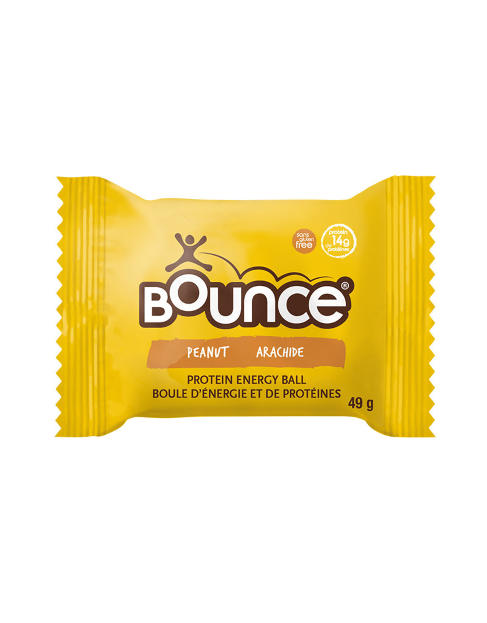 Bounce Bounce - Energy Balls, Peanut Protein Blast (49g)