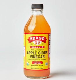 Bragg Bragg - Apple Cider Vinegar, Raw Unfiltered (473ml)