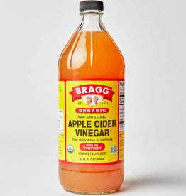 Bragg Bragg - Apple Cider Vinegar, Raw Unfiltered (946ml)