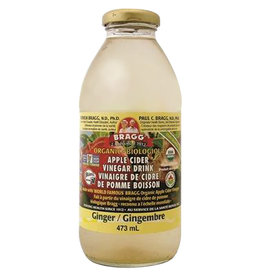 Bragg Bragg - Apple Cider Vinegar Drink, Ginger Spice (473ml)
