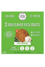 Califlour Foods Califlour Foods - Pizza Crust, Spicy Jalapeno