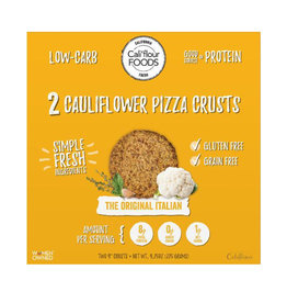 Califlour Foods Califlour Foods - Pizza Crust, Original Italian (2 crusts)