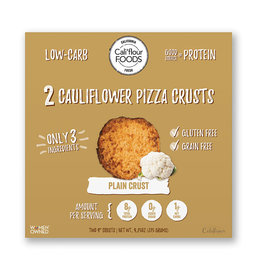 Califlour Foods Califlour Foods - Pizza Crust, Plain