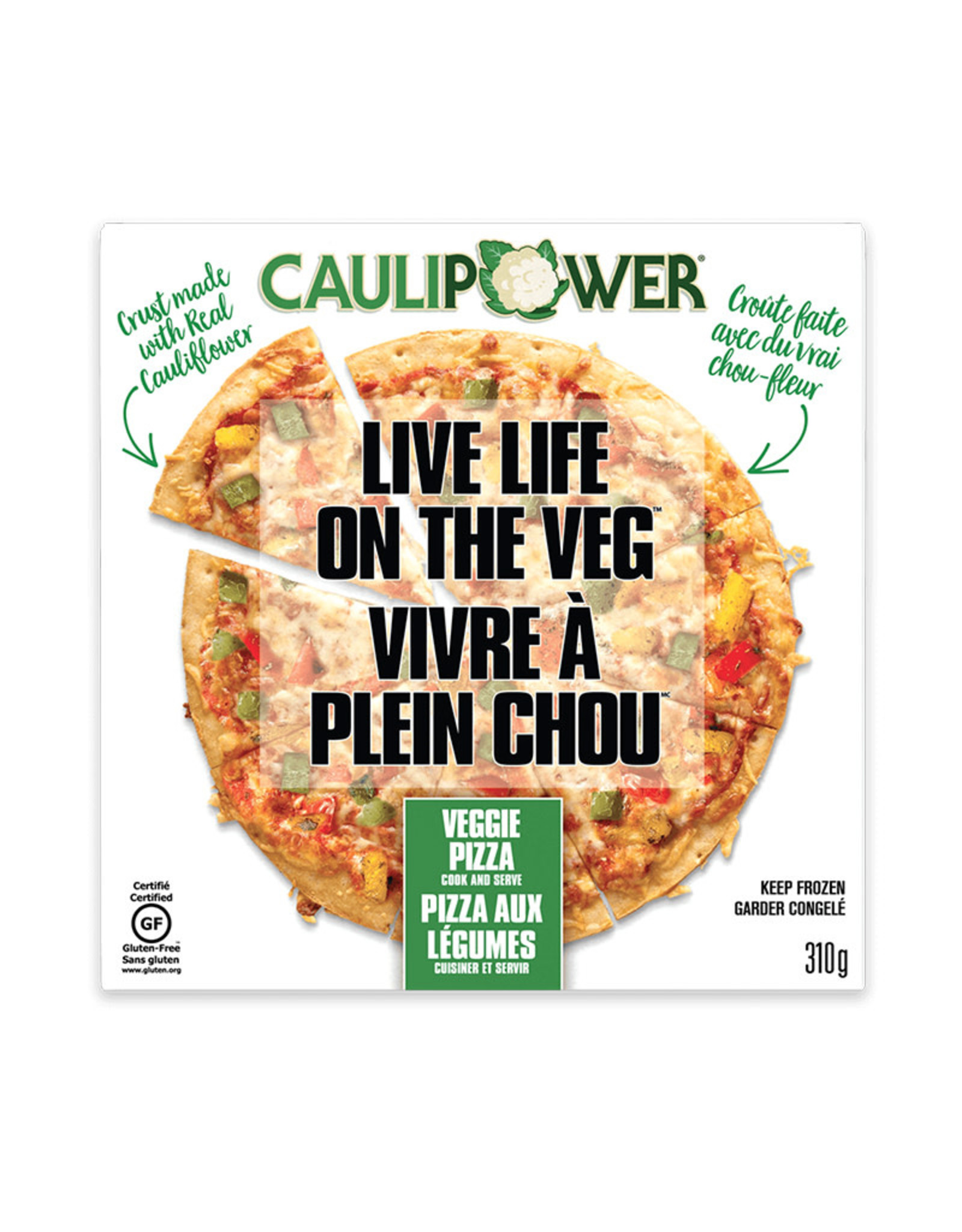 Caulipower Caulipower - Pizza Crust, Veggie