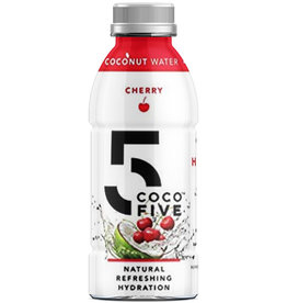 Coco5 Coco5 - Coconut Water, Cherry (500ml)