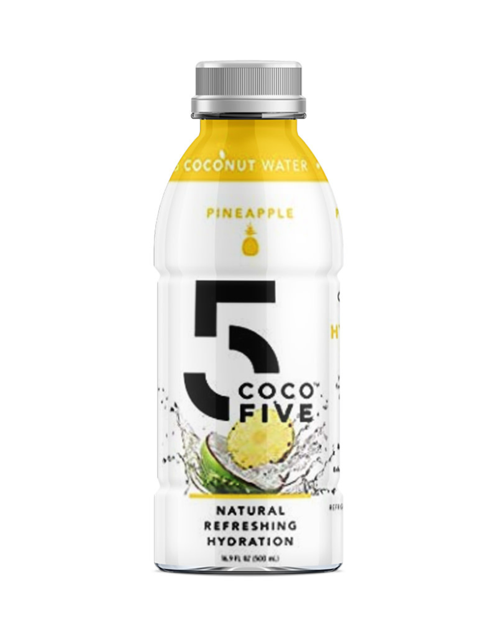Coco5 Coco5 - Coconut Water, Pineapple (500ml)