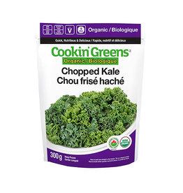 Cookin Greens Cookin Greens - Organic Chopped Kale (300g)
