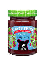 Crofters Organic Crofters Organic - Just Fruit Spread, Raspberry (235ml)