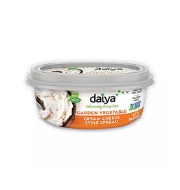 Daiya Daiya - Vegan Cream Cheese, Garden Veggie (227g)