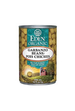 Eden Foods Eden Foods - Organic Garbanzo Beans (398ml)