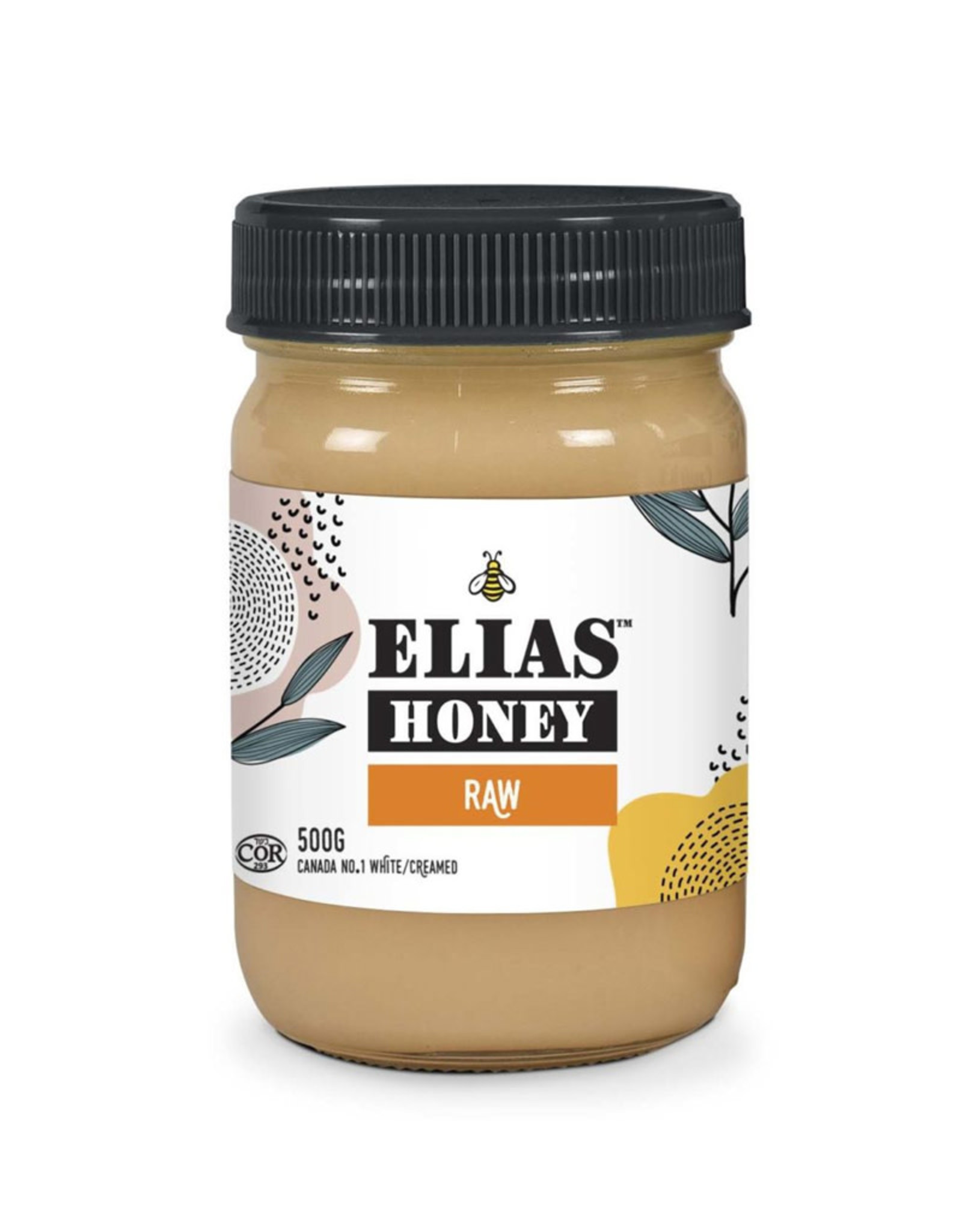 Elias Honey Elias Honey - Raw Unpasteurized (500g)