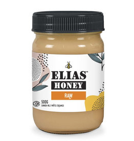 Elias Honey Elias Honey - Raw Unpasteurized (500g)